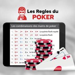 regles du poker dans casinos virtuels