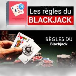 regles paris jeu casino blackjack ligne